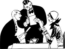 مکالمات انگلیسی در رستوران
