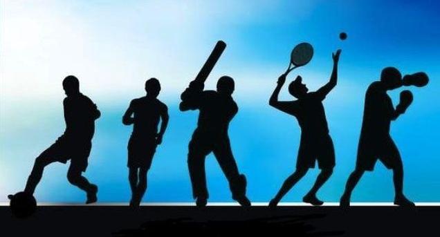 فعل های مرتبط با ورزش