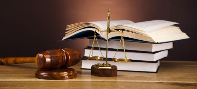 کلمات انگلیسی مرتبط با دادگاه